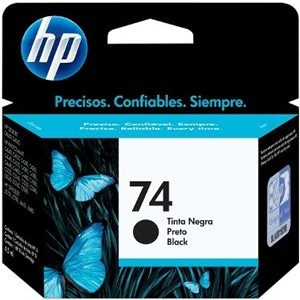 CARTUCHO CB335wl HP 74 P/F4180/C4280/C5280 NEGRO 2880