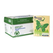 PAPEL BOND RECICLA T. CARTA 75 GRS.